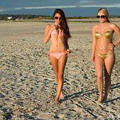Sherri Chanel Brittany Marie Beach Walk Set 008