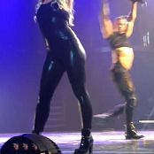 Britney Spears Do Something Very Sexy NEW Latex Catsuit 2014 HD 2 new 160116 avi