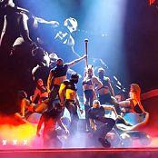 Britney Spears Im Slave 4U Live From Vegas 1080p new 160116 avi
