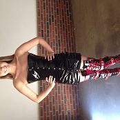 Sherri Chanel Leather And Chains 002