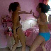 Dancing Amateur Teens 2 bikini dancers 040216 flv