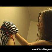 Katesplayground Video kate gettingready 040216 wmv