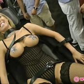 KTso Strapped Down And Whipped BDSM HD Video 009