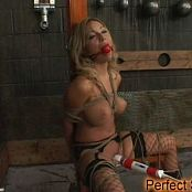 Jasmine Tame Tied Up Gagged And Vibed BDSM Video