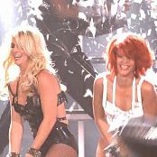 Britney Spears and Rihanna SM Live Sexy Latex Bondage Outfits 1080P HD new 040216 avi