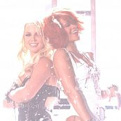 Britney Spears & Rihanna SM Live Kinky Latex BDSM Outfits HD Video