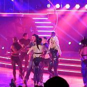 Britney Spears Freak Show Piece of Me in Las Vegas Black Latex In HD new 040216 avi
