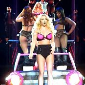 Lace and Leather Britney Spears Femme Fatale Tour in Atlanta 720p new 130216 avi