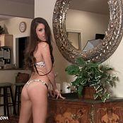 Brittany Marie Black Lingerie Bonus338 210216 mp4