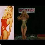 Pamela Anderson Golden LAtex new 200216 avi