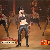 Britney Spears Circus Good Morning America new 200216 avi