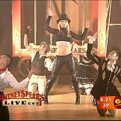 Britney Spears Circus Live GMA 2009 HD Video