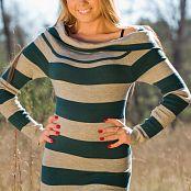 Sherri Chanel Stripes 009