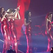 Girls Aloud The Promise Live Ten Hits Tour Manchester HD Video