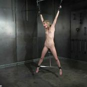 Faye Runaway Tied Up Hanging Vibed BDSM Video
