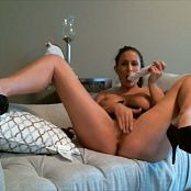 Aleah Jasmine Big Toy HD Video