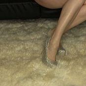 Sherri Chanel Sparkle Heels HD Video