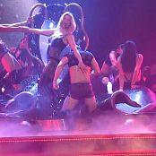 Britney Spears Slave 4 U Live POM 2014 Black Leather Boots HD Video