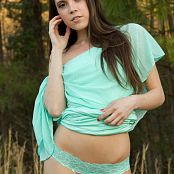 Brittany Marie Blue Dress 003