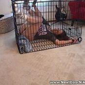 Nextdoornikki Video 050110 caged 010316 wmv