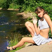 Fame Girls Sandra Summer Schoolgirl Picture Set 026