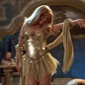 lucy lawless gold dress ns new 010316 avi