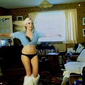 smoking hot blonde britney spears megamix dance routine very hot new 010316 flv