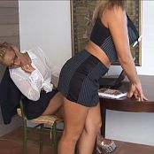Christina Model HD Secretary 230316 avi