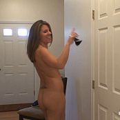 Blueyedcass polkadotstrip 090416 mp4