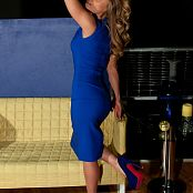 Madden Blue Dress 001