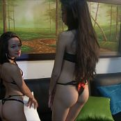 Ximena Gomez And Laurita Vellas Double Delight TeenBeautyFitness HD 220416 mp4