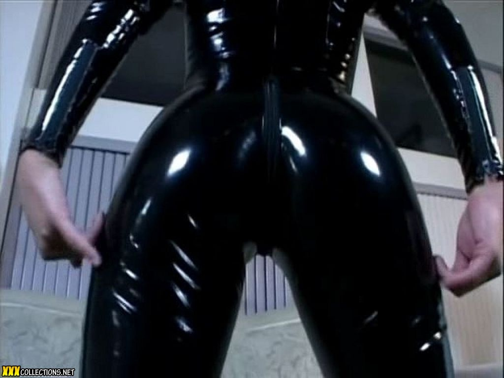 erotik supermarkt latex catsuit ass