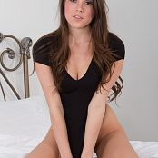 Brittany Marie Open Black Dress 004