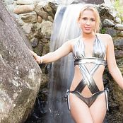 Luisa Henano Dark Silver Outfit TeenBeautyFitness Set 162