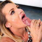 Cali Carter Beautiful Blonde Gets Throat Fucked HD Video