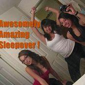 Awesomely Amazing Sleepover JNJBitches 230416 flv