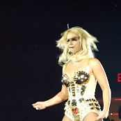 Britney Spears The Circus Tour Madison Square Garden Opening Circus HD new 230416 avi