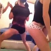 5 Teens Booty Dancing to We Want To Kill You 030516 flv