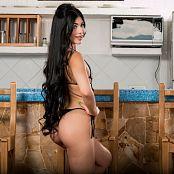 Melissa Lola Sanchez Snakeskin TeenBeautyFitness 009
