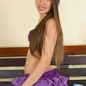 Susana Ortiz Purple Mini TeenBeautyFitness Set 29