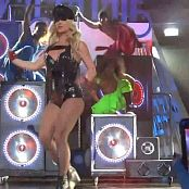 Britney Spears Big Fat Bass 1 Live RAIN Club Palms Hotel HD Black Latex new 140516 avi