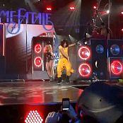 Britney Spears Big Fat Bass Live Rain Club Sexy Black Latex HD Video