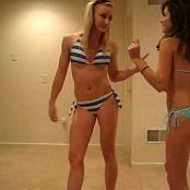 blueeyedxxblond Bikini Dance Duo 140516 flv