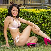 Laurita Vellas Sunny Lingerie Photography TeenBeautyFitness 0619