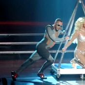 Britney Spears 3 Las Vegas new 140516 avi