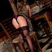 Madden Leopard Dress 005