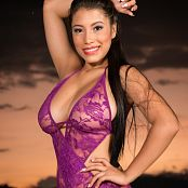 Luciana Model Sunset Spectacular 006