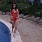Natalia Marin Hot in Hot Red tbf 452 300516 mp4
