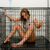Nextdoornikki Caged And Hosed Uncensored Pics 008