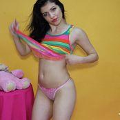 Angela Model Sexy Striptease HD Video 036